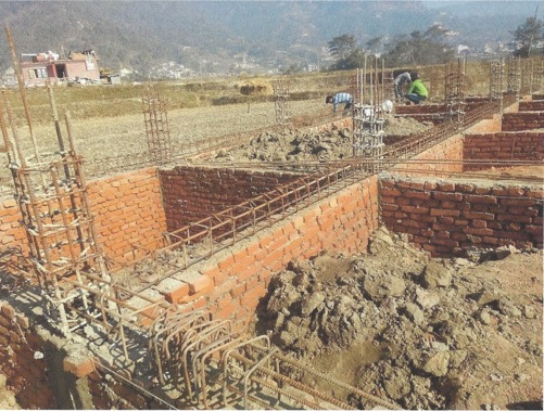 Building work 2017 :: Steel for earthquake resistance